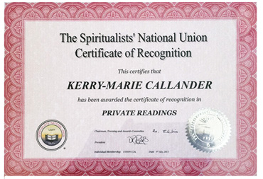 Kerry-Marie Callander